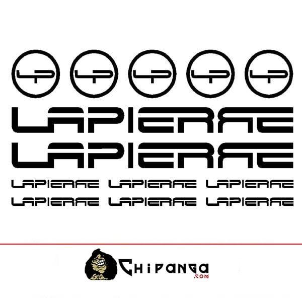 Pegatinas Lapierre