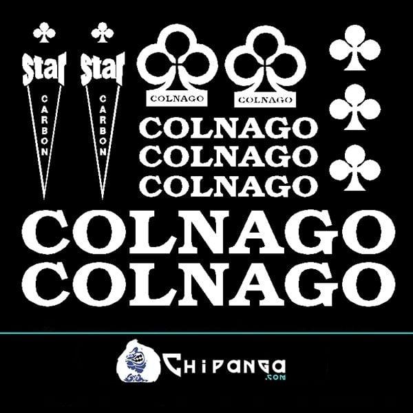 Pegatinas Colnago n