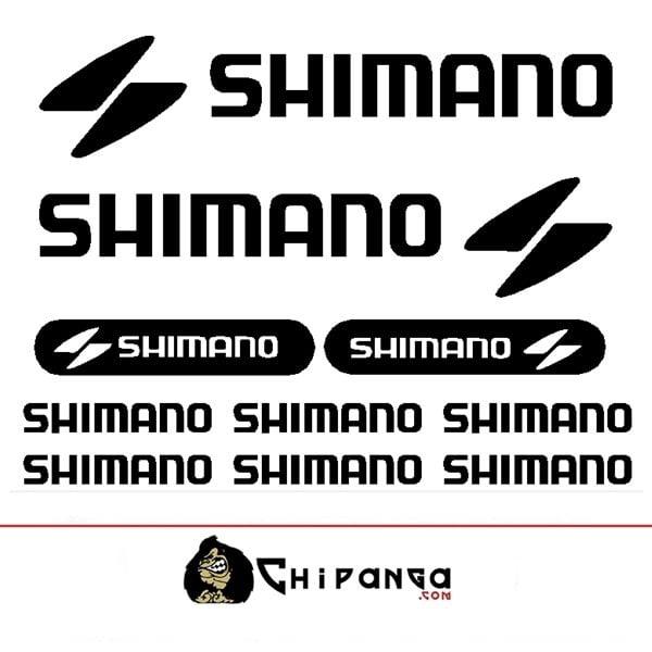 Pegatinas Shimano
