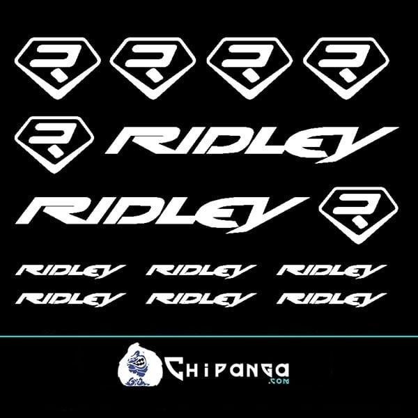 Pegatinas Ridley n