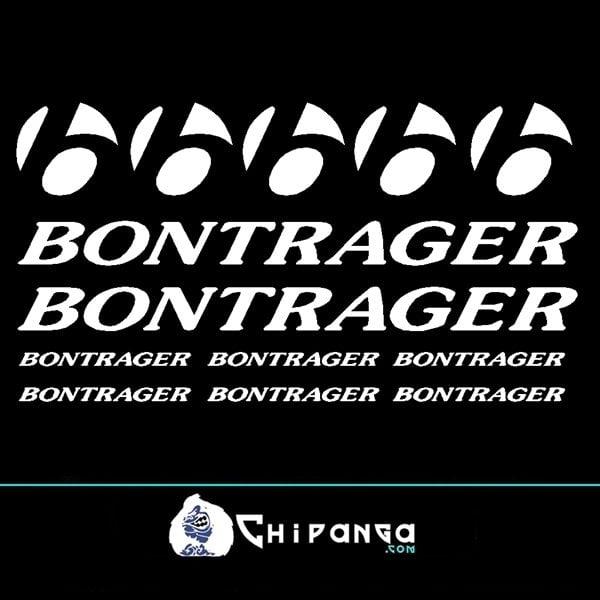 Pegatinas Bontrager 2