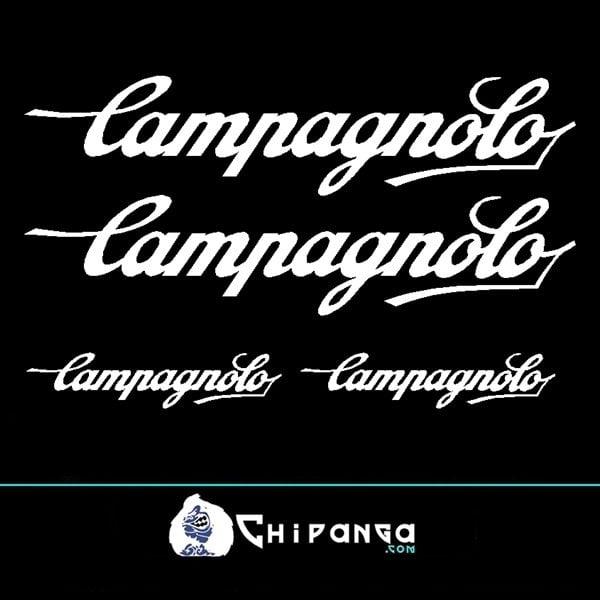 Pegatinas Campagnolo n