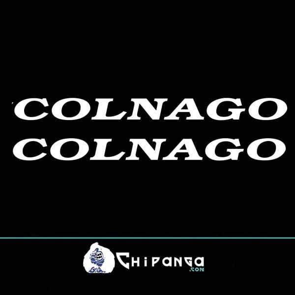 Pegatinas Colnago Cuadro n