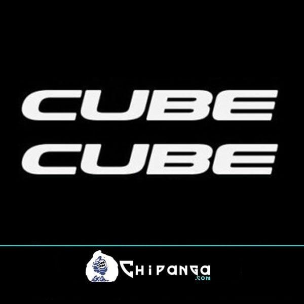 Pegatinas Cube Cuadro n