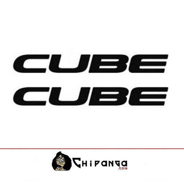 Pegatinas Cube Cuadro
