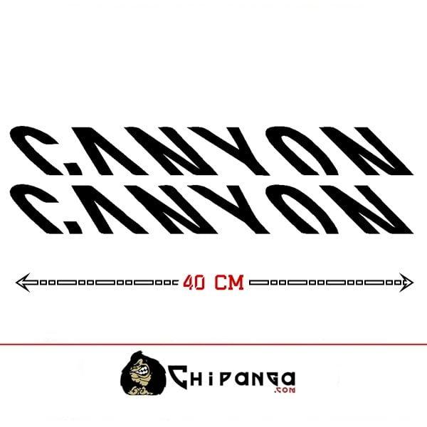 Pegatinas Canyon Cuadro