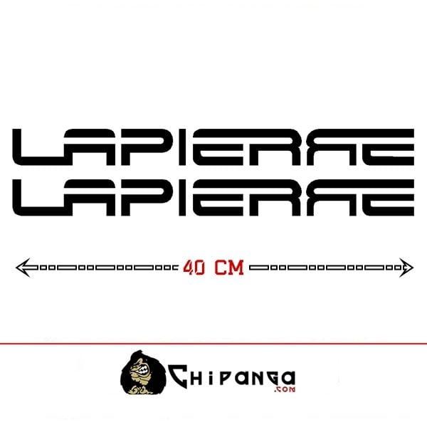 Pegatinas Lapierre Cuadro