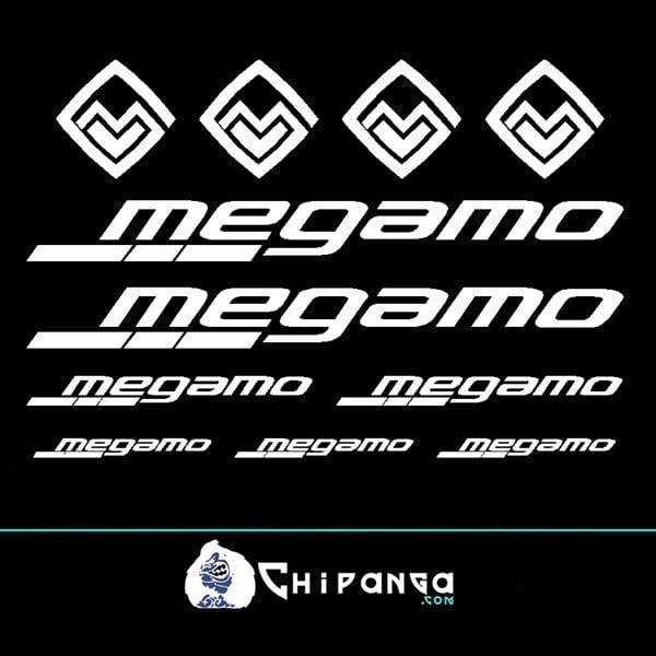 Pegatinas Megamo n