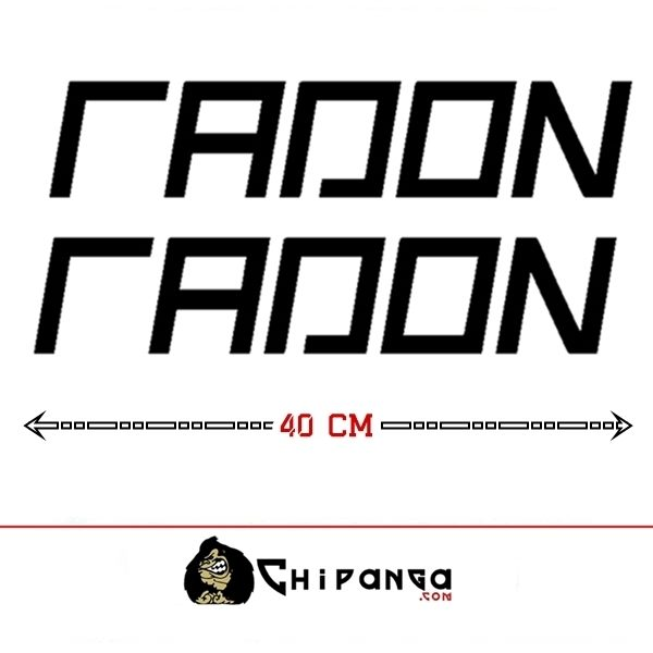 Pegatinas Cuadro Radon