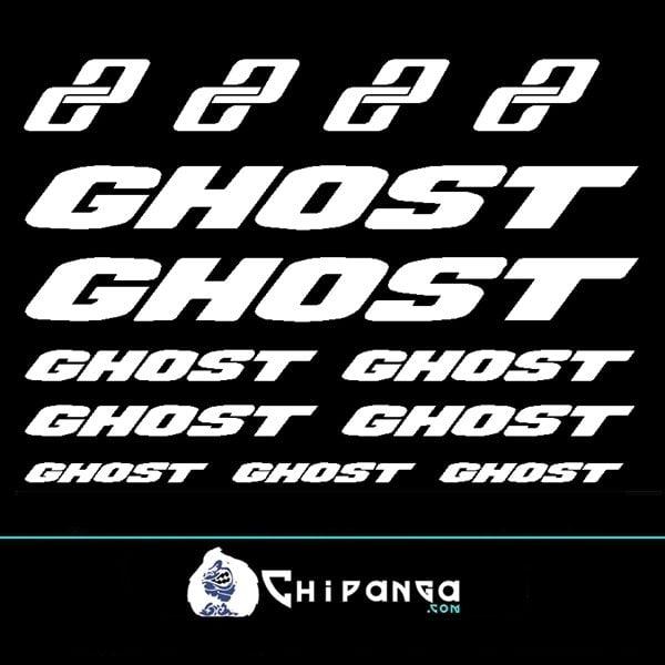 Pegatinas Ghost n
