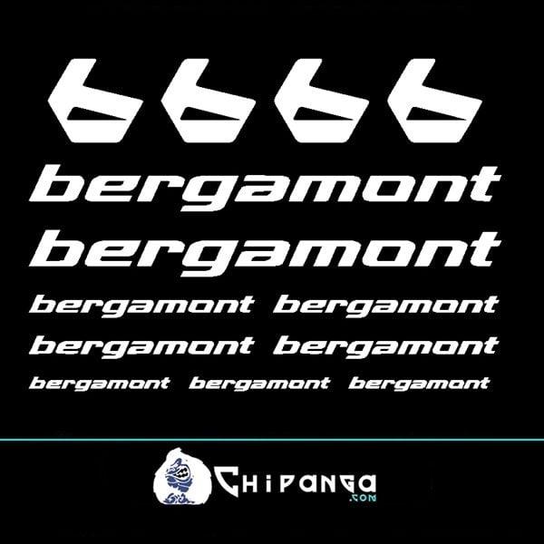 Pegatinas Bergamont n