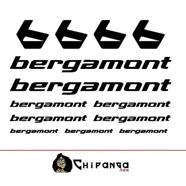 Pegatinas Bergamont