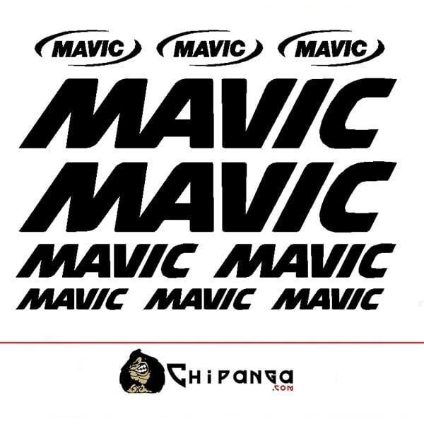Pegatinas Mavic