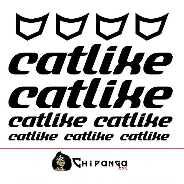 Pegatinas Catlike