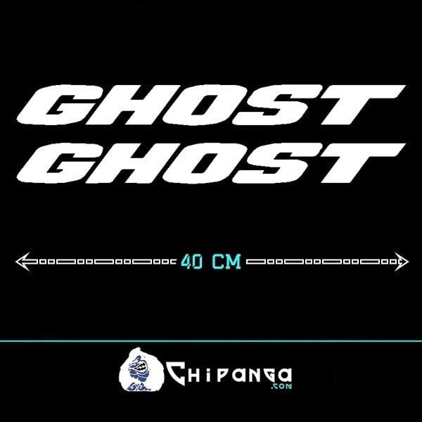 Pegatina Ghost Cuadro n
