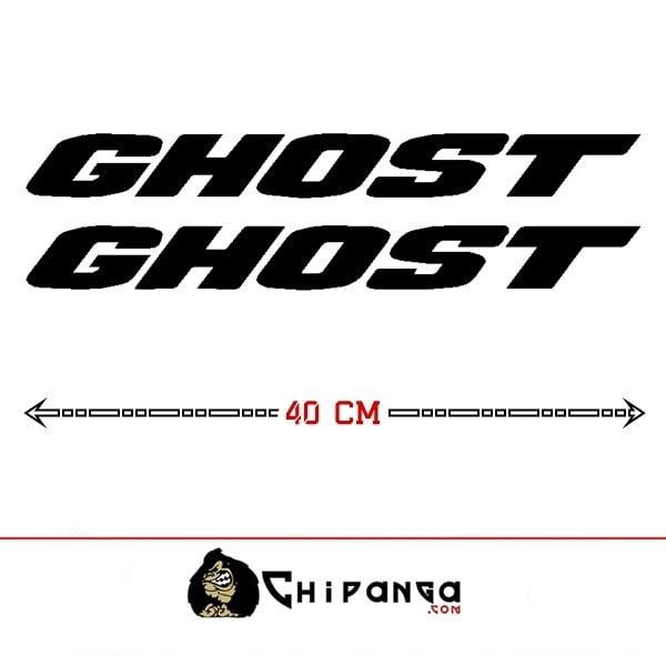 Pegatina Ghost Cuadro