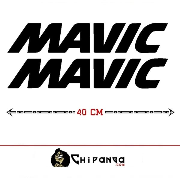 Pegatinas Cuadro Mavic