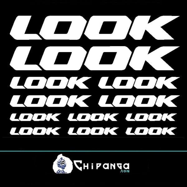 Pegatinas Look n