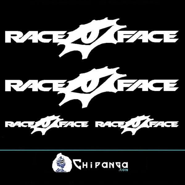 Pegatinas Race Face n