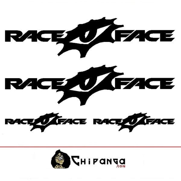 Pegatinas Race Face