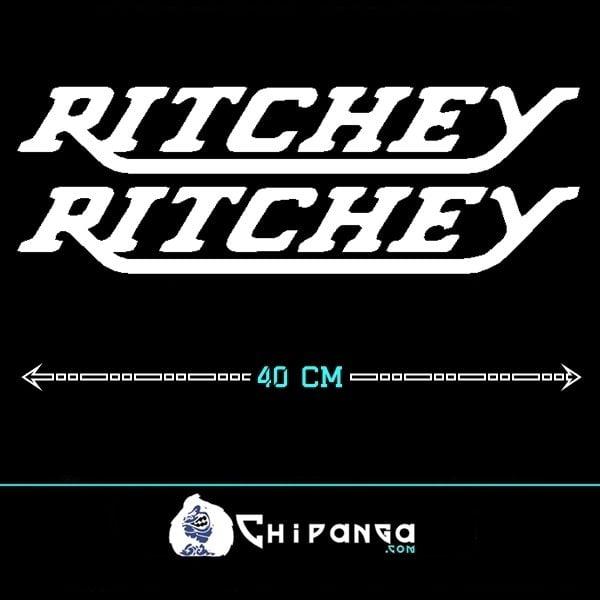 Pegatinas Ritchey Cuadro N