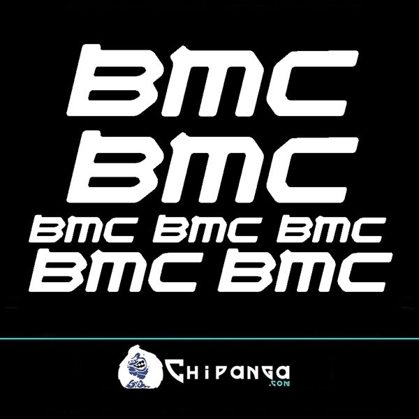 Pegatinas BMC N