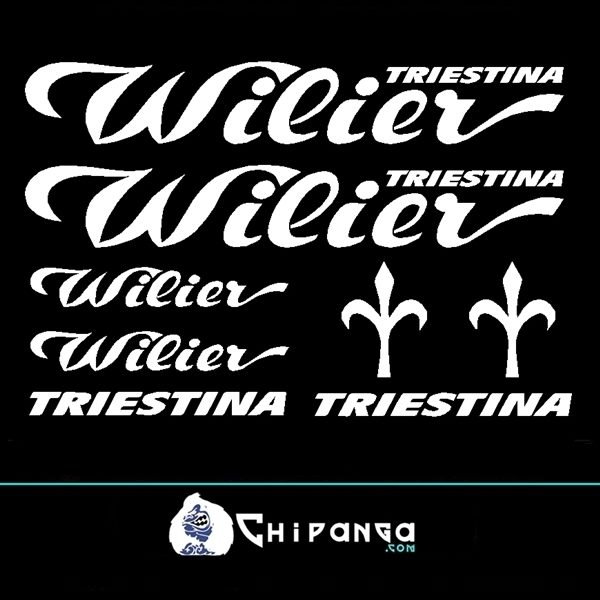 Pegatinas Wilier Triestina n