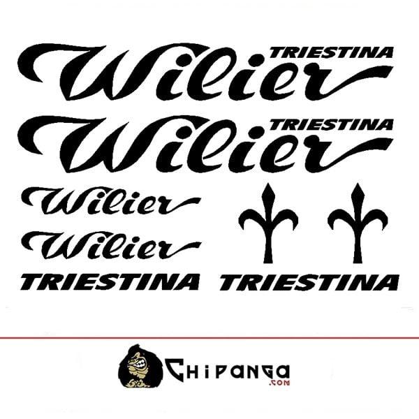 Pegatinas Wilier Triestina