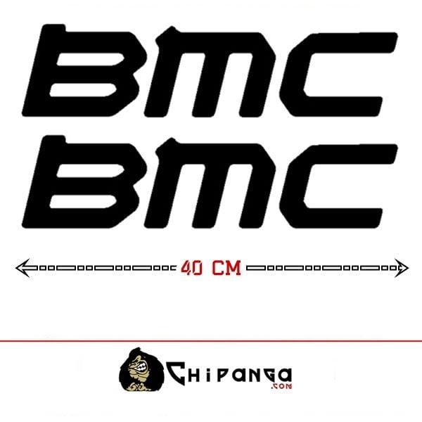 Pegatinas bmc cuadro