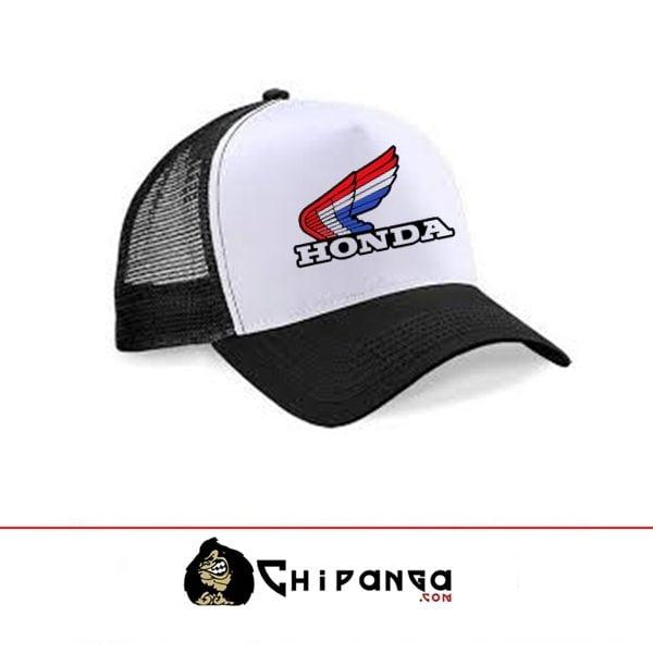 Gorra Honda Tricolor