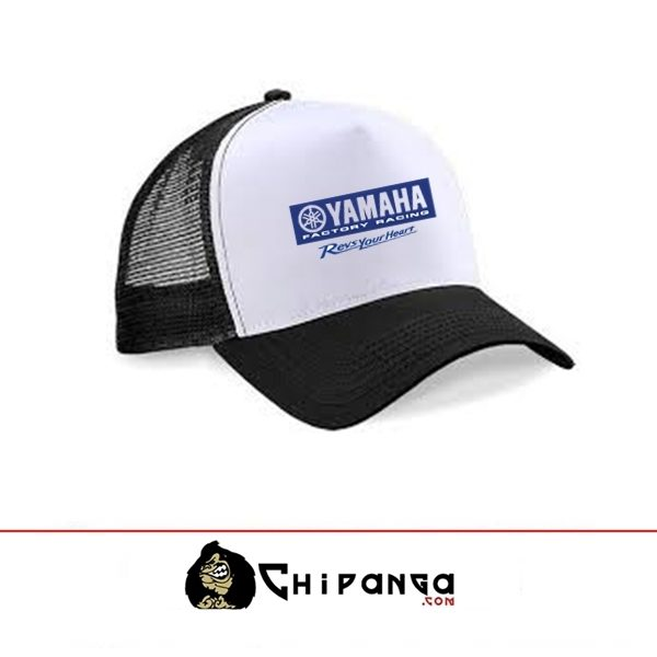 Gorra Yamaha Revs Your Heart