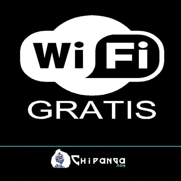 Cartel WiFi Gratis n