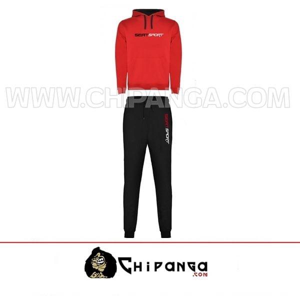 Chandal Seat Sport Rojo