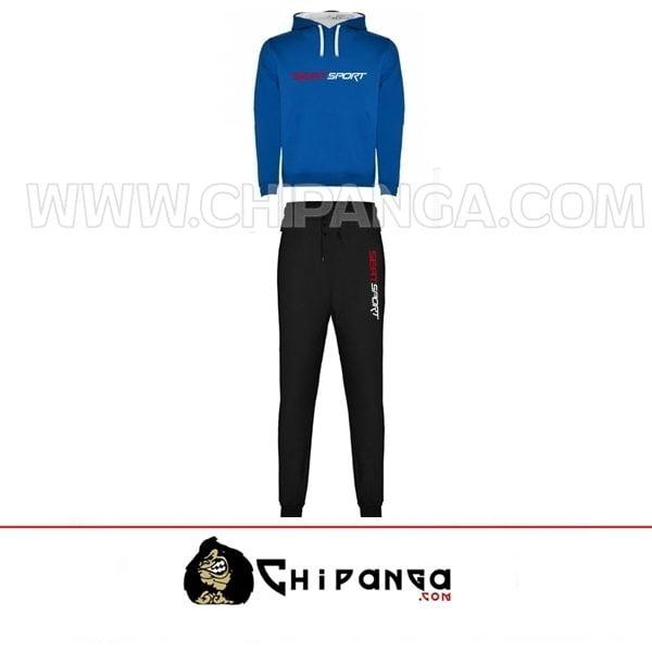 Chandal seat sport azul