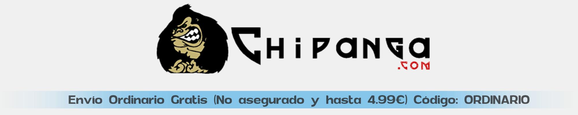 Chipanga Tienda Online: Ropa Pegatinas y Articulos personalizados